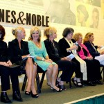 DeDe Murcer Moffett SNAP keynote book signing Barnes and Noble New York