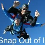DeDe Murcer Moffett SNAP skydiving