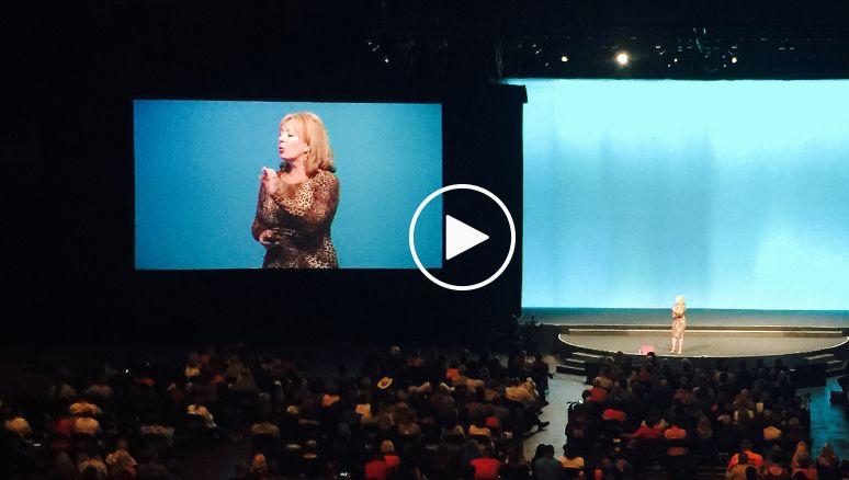 DeDe Murcer Moffett SNAP Keynote Speaker top keynote speaker entertaining and teaching video