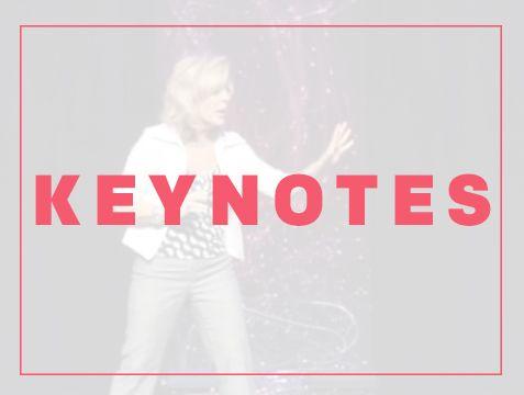 Watch videos of keynote leadership speaker DeDe Murcer Moffett